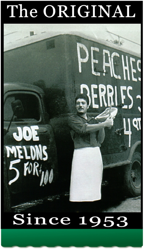 The original photo since 1953